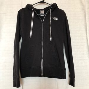 Women's The North Face Zip-up Hoodie Size M